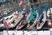 San Diego Wooden Boat Festival