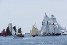 La Semaine du Golfe du Morbihan. Photo crédit: Pol Belenfant.