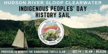 Indigenous People's Day History Sail