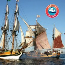 Festival of Sail in Tacoma, Washington