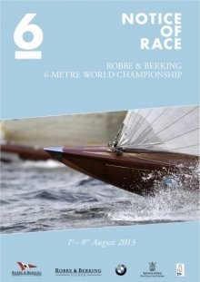 Robbe & Berking 6-Metre World Championship 2013