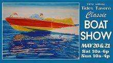 Tides Tavern Classic Boat Show