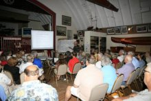 Lecture series at New Hampshire Boat Museum.