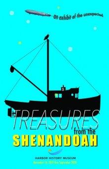 Treasures from the SHENANDOAH.