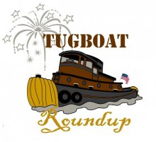 Annual Waterford (NY) Tugboat Roundup
