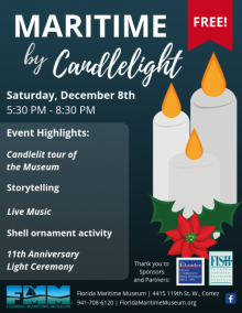 11th Annual Maritime by Candlelight