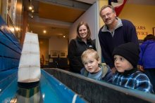 From STEM to Stern at the USS CONSTITUTION Museum