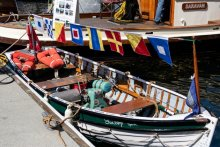 33rd Vancouver Wooden Boat Festival