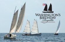 Annual Washington's Birthday Regatta & Chowder Party