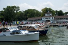 Lakeside Wooden Boat Show photo