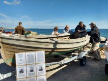 Westport Fishermen's Association Annual Classic Small Wooden Boat Show