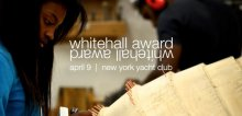 Rocking the Boat Whitehall Award