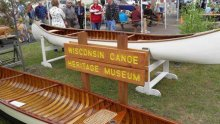 Wisconsin Canoe Heritage Day Show