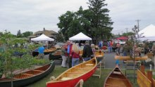 Annual Wisconsin Canoe Heritage Day