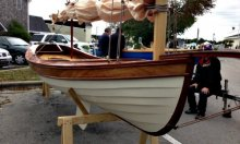 40th Annual Wooden Boat Show, North Carolina Maritime Museum, Beaufort, North Carolina