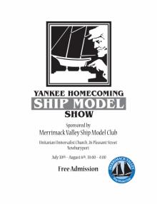Yankee Homecoming Ship Model Show