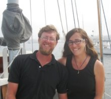 Ben and Danielle Zartman: A Growing Family, A Small Boat, A Big Dream