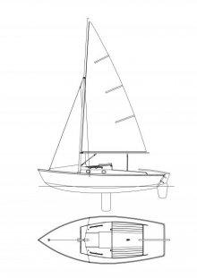 Folkboat profile