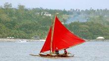 Visayan sailing outrigger