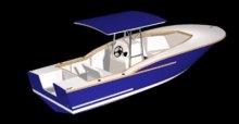 Carolina Sportfish 25 by bateau.com