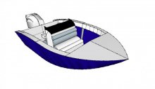 Talon Series boats.