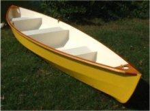 Lynnhaven 16 canoe