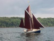 "22' 11"" Yawl BLUE MOON photo"