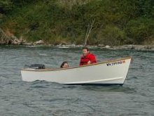 "14' 6"" Outboard Skiff,  LITTLE MOBY photo"