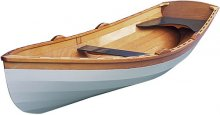 Wineglass Wherry Boat Kit