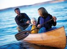 Taiga Canoe