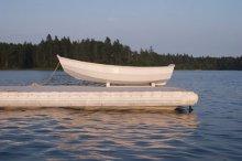 "9'6"" Nutshell Rowing Kit photo"