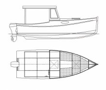 plan and side view