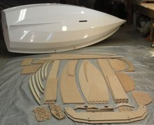 Nesting dinghy kit from Port Townsend Watercraft