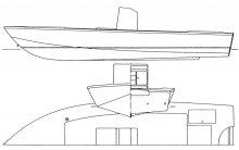 Fisherman 17 Deck & OB Profile