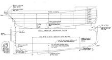 Half Model Plan SHADOW profile
