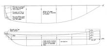 Half Model Plan SCHEMER profile