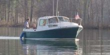 LONGBOAT 21 FISHER-CRUISER