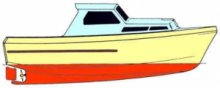 LONGBOAT 25 FISHER-CRUISER