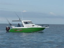 Plate Aluminum Offshore Boats by Specmar