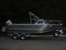 plate aluminum sport boats