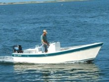 Lady Bug 18 Skiff