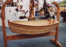 free wooden canoe plans
