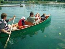 15ft Daytrip Canoe