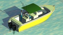 MAC 75 fishing boat