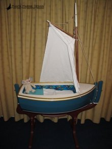 Manta Marine Design - Cradle Boat Joey