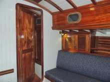 North Sea main cabin