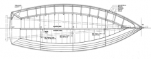 Yankee Tender overhead