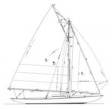 28' Camden Class profile