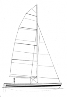 PIXIE,  Beach Catamaran profile