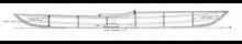 Alford Sea Kayak, Tursiops profile